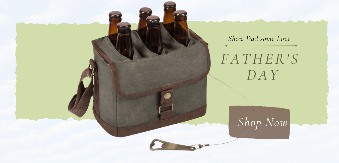 gifts for dad, beer caddy, father's day gifts