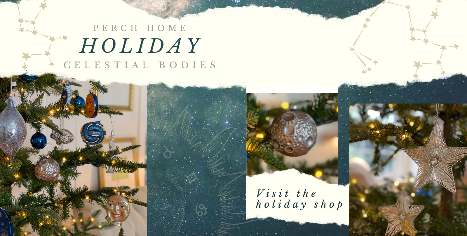 Perch Home Holiday Shop 2021