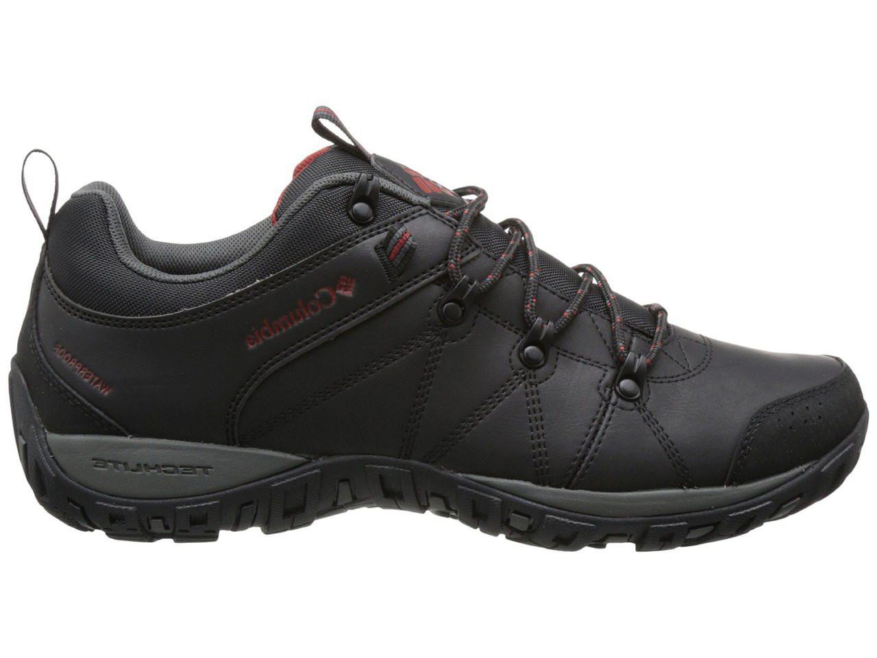 Columbia Mens Peakfreak Venture Waterproof Shoes
