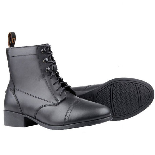 Dublin Women's Foundation Laced Paddock Boots
