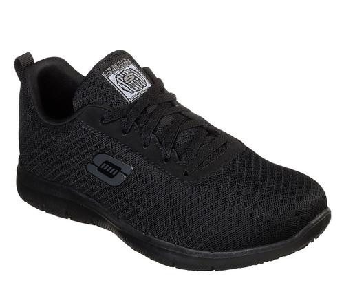 Skechers Womens Genter Bronaugh SR Work Shoes