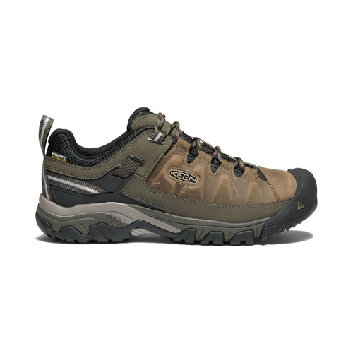 Keen Men's Targhee III Waterproof Hiking Shoe - Bungee Cord/Black