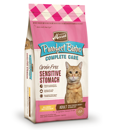Purrfect Bistro Sensitive Stomach Cat Food