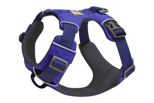 Ruffwear Front Range Front Clip Dog Harness - Huckleberry Blue