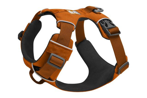 Ruffwear Front Range Front Clip Dog Harness - Campfire Orange