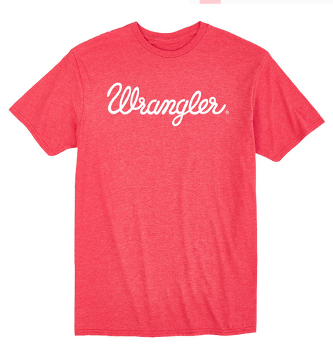 Wrangler Men's Short Sleeved Graphic T-Shirt