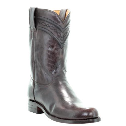 Corral Men's Chocolate Round Toe Boot