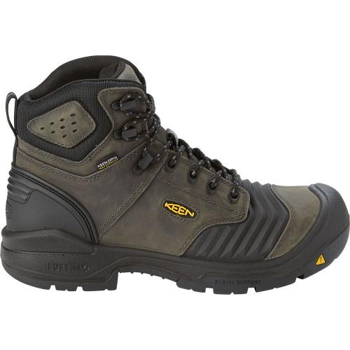 """Keen Portland 6"""" Waterproof Carbon-Fiber Men's Work Boot"""