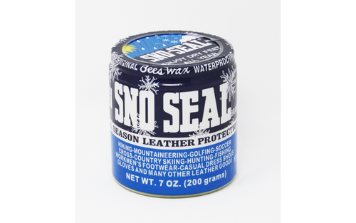 Sno-Seal Waterproof Leather Protector 7oz