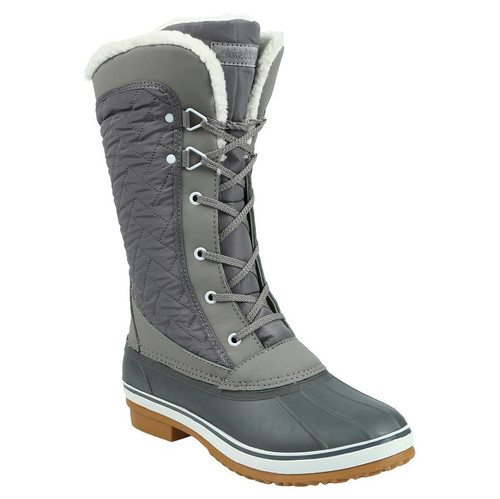 Northside Women's Sacramento Waterproof Insulated Boots - Gray