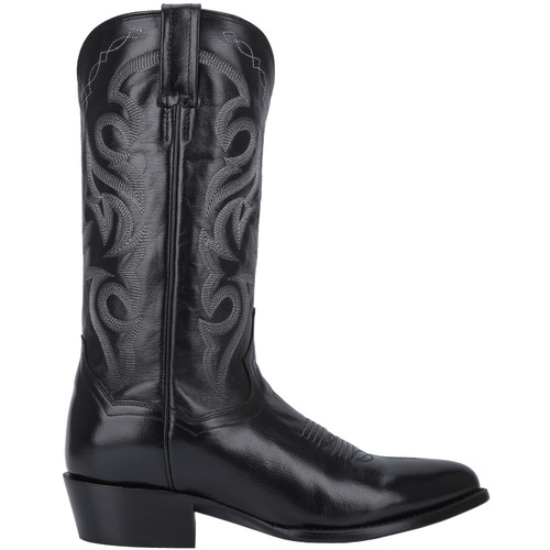 Dan Post Men's Milwaukee Leather Boot Black