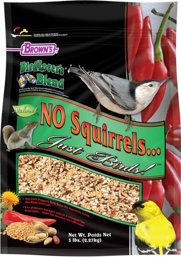 Bird Lover's Blend No Squirrels...Just Birds  -10lb bag