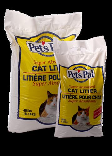 PetsPal Super Absorbent Kitty Litter