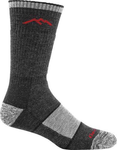 Darn Tough Hiker Boot Full Cushion Men's Black Sock