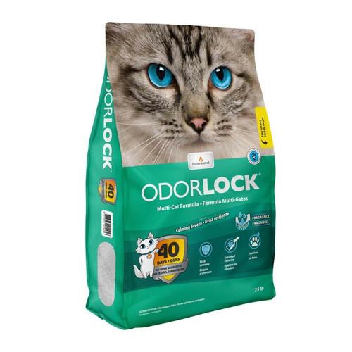 Intersand Odourlock Ultra Premium Calming Breeze Scented Clumping Cat Litter