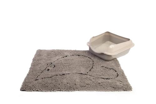 Cat Litter Mat by Dirty Dog