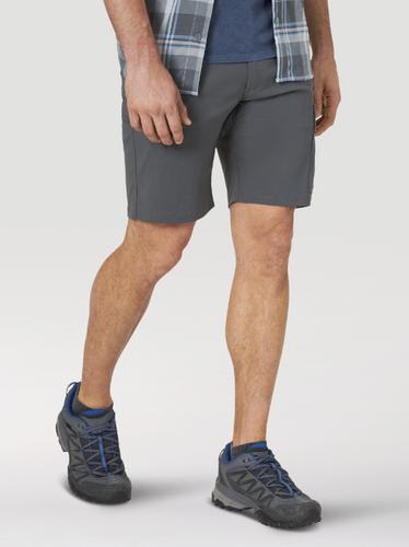 ATG by Wrangler Men's Asymmetric Cargo Short - Grey