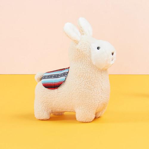 Fiesta Liam Llama Dog Toy