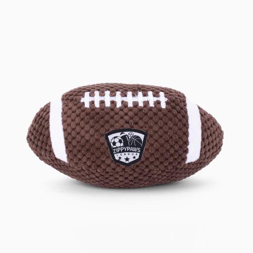 SportsBallz Football Dog Toy