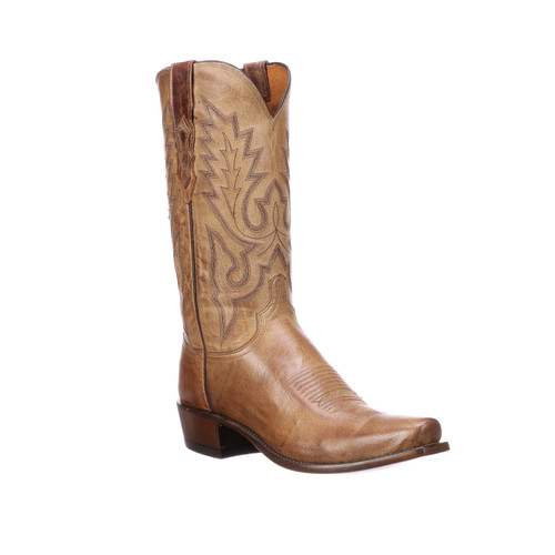Lewis - Men's Lucchese Western Boot