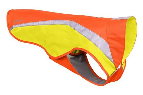 Ruffwear Lumenglow High-Vis Dog Jacket Blaze Orange