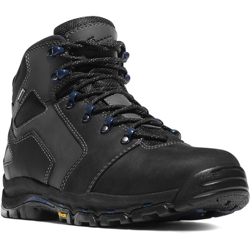 Danner Men's Vicious Composite Toe Gore-Tex 4.5'' Work Boot - Black
