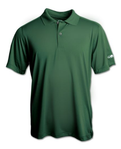 Arborwear Transpiration Polo Short Sleeve - Green