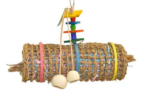 Happy Beaks Vine Mat Roll Bird Toy