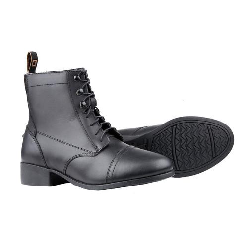 Dublin Kids Foundation Lace Paddock Boots - Black