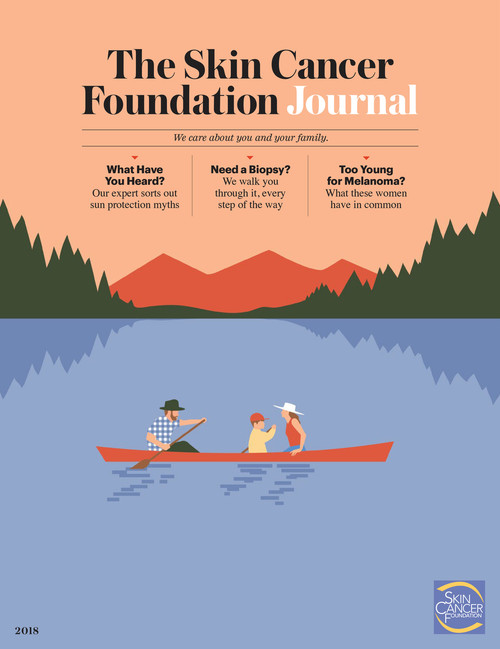 The Skin Cancer Foundation Journal 2018 - PDF Download