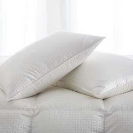 Scandia Down Comforters and Pillows