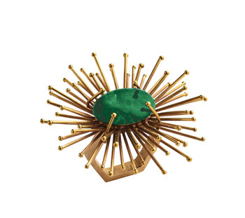 Kim Seybert Napkin Ring Flare