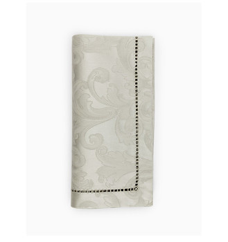 Sferra Acanthus-Set of 6 Cocktail Napkins 6X6