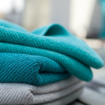 Abyss & Habidecor Twill Guest Towel