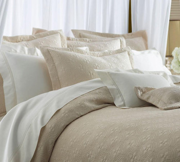Peacock Alley Lucia Coverlet