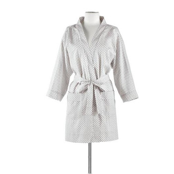 Peacock Alley Emma Bath Robe Short