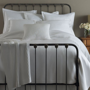 Peacock Alley Oxford Bedskirt