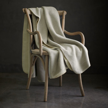 Peacock Alley Alta Cotton Blanket