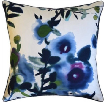 Ryan Studio Open Spaces Navy Decorative Pillow
