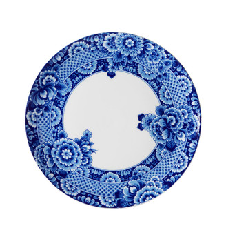 Vista Alegre Blue Ming Charger plate 13""
