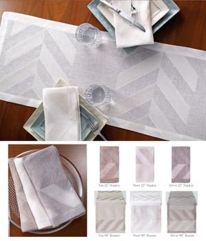 Bodrum Insignia Table Linen Napkin