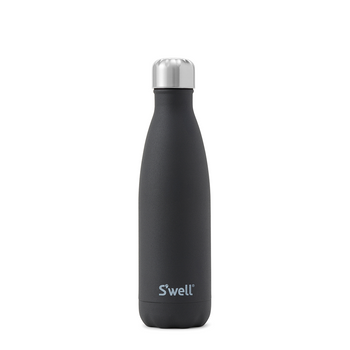 S'well Insulated Stainless Steel Water Bottle - Onyx