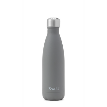 S'well Insulated Stainless Steel Water Bottle - Smokey Quartz