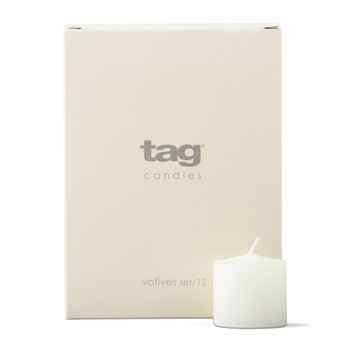 TAG Votives (Set of 12)