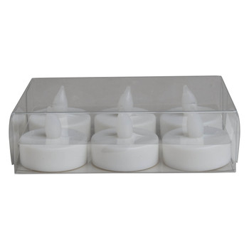 TAG LED Flameless Tealight (Set of 6)