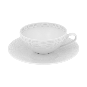 Vista Alegre Mar Tea Cup & Saucer