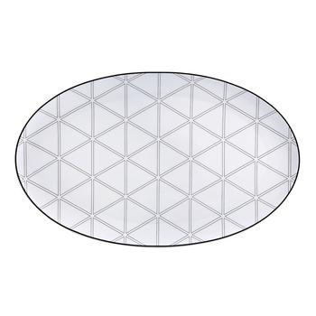Vista Alegre Orquestra Oval Platter