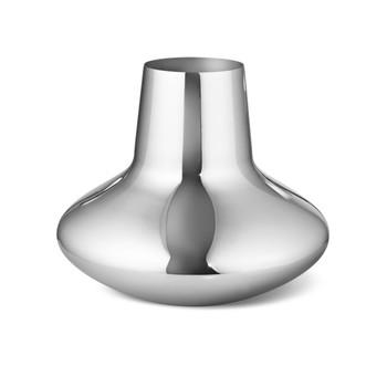 Georg Jensen Koppel Vase Stainless Steel