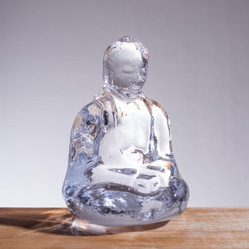Simon Pearce Buddha