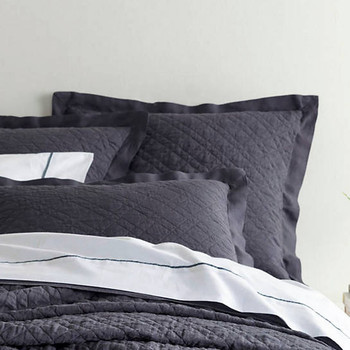 Pine Cone Hill Bed 101 Washed Linen Quilt Sham